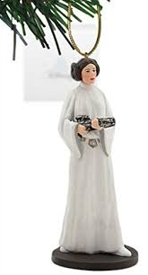 disney wars a new princess leia ornament on wars