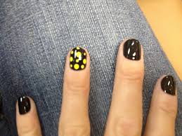 nail art dreaded steelers nail art picture design decals images