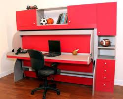 Hidden Desk Bed by Desk Bed More Space Place Dallas