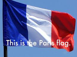 Paris Flag Paris France By Sayuri Madrigal