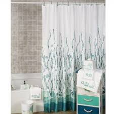 Ivory Shower Curtain Curtains Washed Linen Shower Curtain Sheer Fabric Shower Curtain