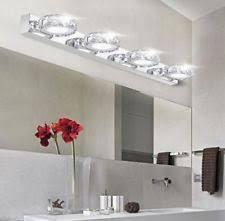 Modern Bathroom Vanity Lights Modern Bathroom Led K9 Wall Fixture Mirror Front L