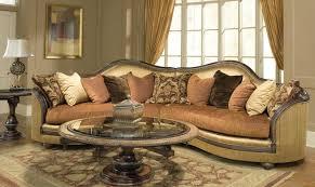 Ebay Sectional Sofa Benetti S Ancona Luxury Golden Beige Silk Sectional Sofa