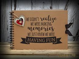 honeymoon photo album memories scrapbook photo album memory book keepsake