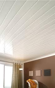 chambre avec lambris blanc revetement plafond chambre galerie avec lambris bois blanc plafond