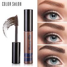 henna eye makeup color salon tint eyebrow enhancer brown henna eye brow gel