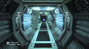 corridors of alien isolation youtube