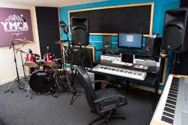recording studio ymca swansea