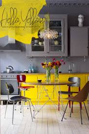 Yellow Kitchen Walls by Uncategories Red Kitchen Walls With White Cabinets L Shaped