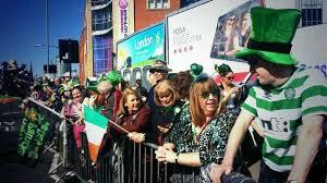 birmingham st patrick u0027s day parade u0027will not be scaled back u0027 bbc