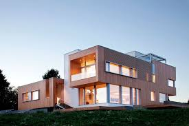 residential home design karuna house by hammer passive house leed minergie
