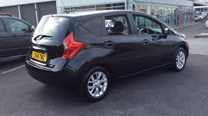 black nissan black nissan note acenta new cars 2017 u0026 2018