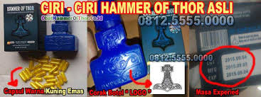 hammer of thor capsul