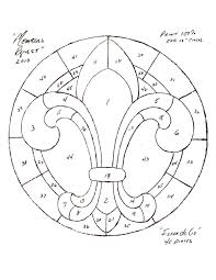 8 best images of free printable stained glass patterns celtic