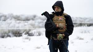 Why Law Is Blind Why The Law Turns A Blind Eye To Militias U2013 Mother Jones