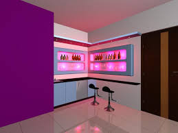 Home Design 3d Expert by 3d Design Of Small Bar For Home Or Apartment Setting Gharexpert