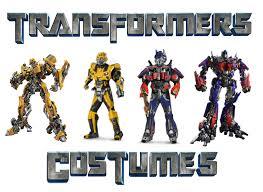 transformers costumes transform your halloween wardrobe