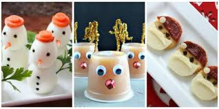 17 healthy christmas snacks for kids easy ideas for holiday
