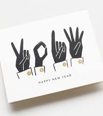 best 25 new year card ideas on new year card design