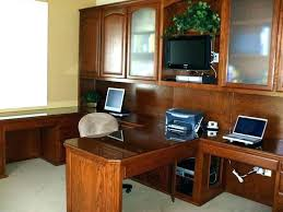 2 desk home office office desks for two people 2 desk home office surprising two person