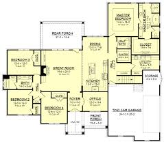 142 1170 floor plan main level house plans pinterest house