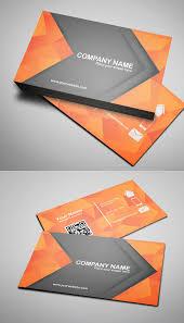 26 modern free business card templates u2013 psd print ready design