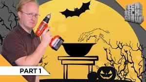 make a halloween prank candy bowl part 1 youtube