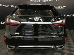 lexus rx 350 black new 2017 lexus rx 350 4 door sport utility in edmonton ab l14073