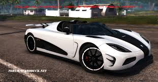 koenigsegg agera r need for speed most wanted location released tdu2 autopack ver 1 73