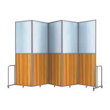 Folding Room Divider by Folding Room Divider Ii Ores Display Systems