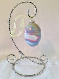 glass easter egg ornaments easter tree ornament easter tree decorations glass easter craft