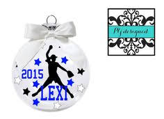 personalized color guard ornament winter guard ornament color
