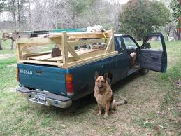 wooden truck bed wooden rack for pickup truck kashiori com wooden sofa chair