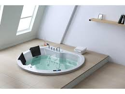 Bathroom Tub Ideas by Bathroom Slate Spa Square In Floor Bath Tub Using Grey Ceramic