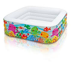 Baby Blow Up Bathtub Top Swimming Pools For Kids Best Inflatable Kids Pools