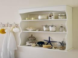 decorative wall shelves for bathroom home design ideas
