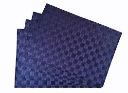 amazon com place mats washable table mats heat resistant