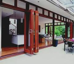Exterior Door Insulation by Insulated Large Sliding Folding Doors Large Sliding Doors