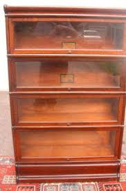 Globe Wernicke Bookcase 299 Furniture Antique Price Guide
