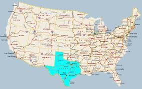 State Map Of Texas by Eu Affairs Council Texas European Union Chamber