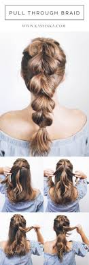 how to pull back shoulder length hair best 25 easy casual hairstyles ideas on pinterest casual