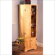 solid wood large unfinished kitchen pantry cabinet