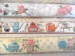 Kitchen Wallpaper Borders Vintage Kitchen Wallpaper Border Wwwgalleryhipcom The Hippest