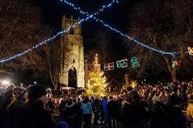 christmas lights richmond va photos richmond christmas light switch on richmondshire today