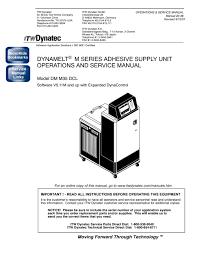 dynamelt m35 itw dynatec pdf catalogue technical