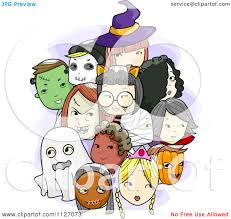 halloween kids cartoons halloween cartoon pictures kids images