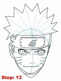 tutorial naruto drawing naruto step by step 11 naruto pinterest naruto naruto