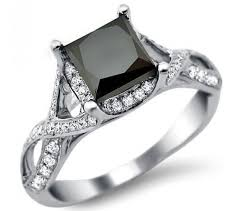 Wedding Rings For Women by Black Diamond Wedding Rings For Women Fashion Mode