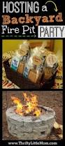 Fall Backyard Party Ideas by Best 25 Fire Pit Party Ideas Only On Pinterest Camping Fire Pit