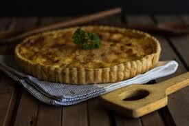 Quiche Blind Bake Or Not Quiche Lorraine Back To The French Basics G U0027day Soufflé